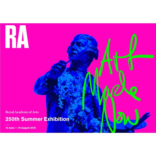 Lin Cheung: Selected for Royal Academy 250th Summer exhibition